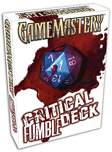 Critical Fumble Deck - 1