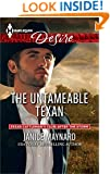 The Untameable Texan (Texas Cattleman's Club: After the Storm)