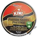 Kiwi Black Parade Gloss Shoe Polish 50g