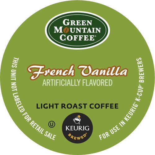 Keurig, Green Mountain Coffee, French Vanilla,