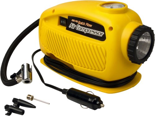 Wagan 2014 Quick Flow 3-in-1 Air Compressor