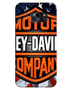 Back Cover for Samsung Galaxy S7