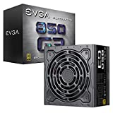 EVGA SuperNOVA 850 G3, 80+ GOLD 850W, Fully Modular, EVGA ECO Mode with New HDB Fan, 10 Year Warranty, Includes FREE Power On Self Tester, Compact 150mm Size, Power Supply 220-G3-0850-X1