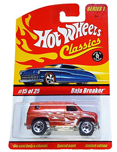 Hot Wheels Classics Series 1 - Baja Breaker #15 of 25 - 1