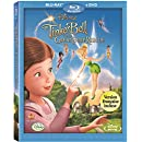 Tinker Bell and the Great Fairy Rescue (Two-Disc Blu-ray/ DVD Combo)