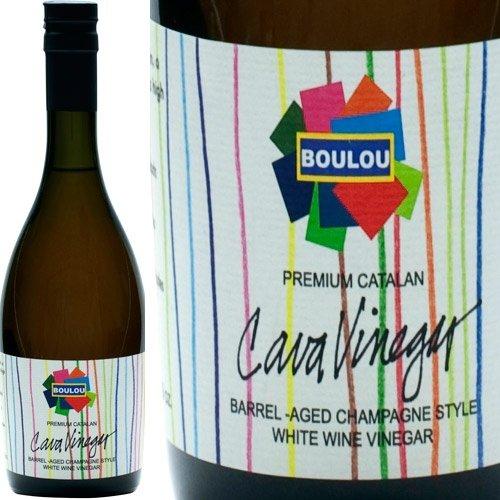 Cava Vinegar - 1 Bottle - 16.9 Fl Oz