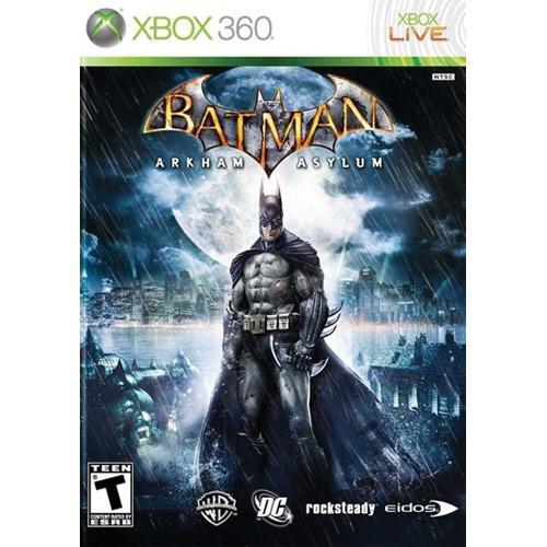 Batman: Arkham Asylum - Xbox 360 front-968169