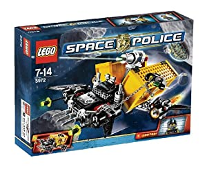 LEGO Space Police 5972 Space Truck Getaway