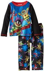 Nickelodeon Little Boys' Yo Gabba Gabba 3 Piece Cape, Black, 3T