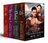 img - for Tin-Stars and Troublemakers Box Set (Four Complete Historical Western Romance Novels in One) book / textbook / text book