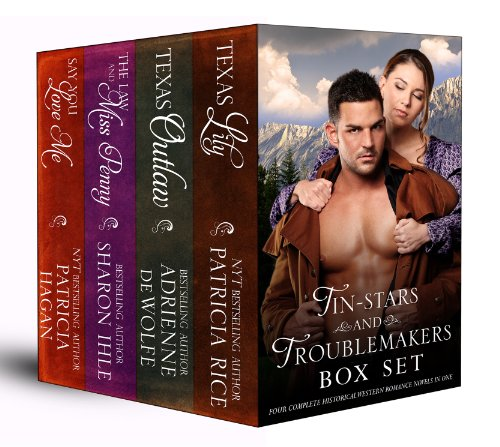 Tin-Stars and Troublemakers Box Set by Patricia Rice ebook deal