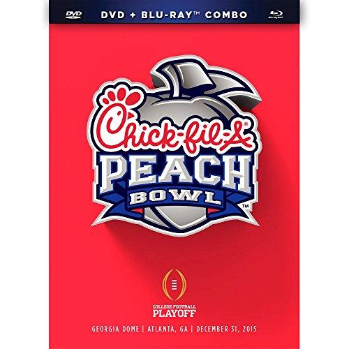 2016 CFP Chick-Fil-A Peach Bowl (DVD+BD Combo)