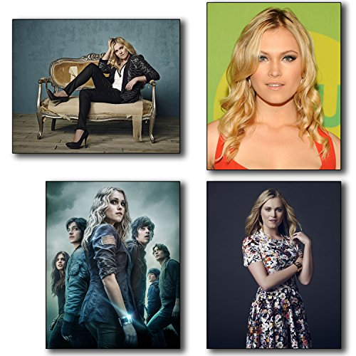 Eliza Taylor - Clarke Griffin The 100 - Set of Four Photo Prints (4 Pics One Son compare prices)