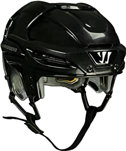 Warrior Krown 360 Hockey Helmet, Black, Small