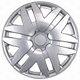 Drive Accessories KT-997-16S/L, Toyota Sienna, 16 Silver Replica Wheel Cover, (Set of 4)