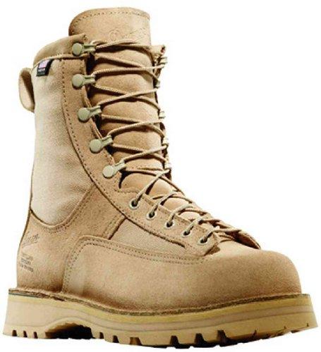 Danner Men's Desert Acadia 400G Military Boots,Brown,12.5 D