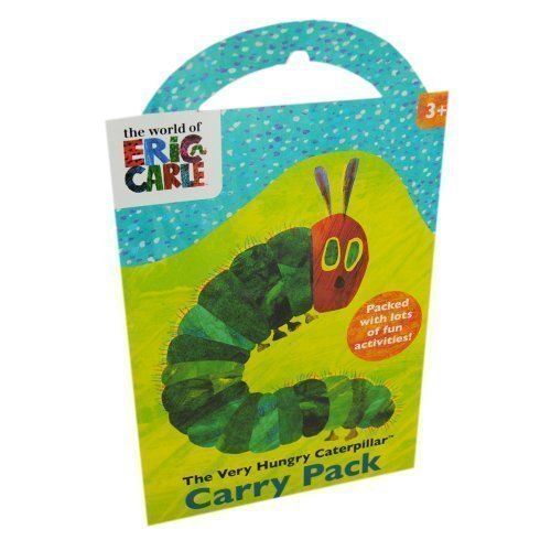 Alligator Books - 'Very Hungry Caterpillar' Tragepack Raupe Nimmersatt Englisch