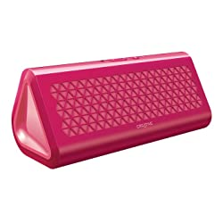 Creative Airwave Portable Bluetooth Wireless Speaker with NFC (Pink)