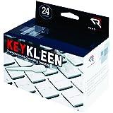 Read Right KeyKleen Keyboard Cleaner Swabs, 24 Swabs per Box (RR1243)