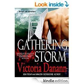 Gathering Storm: A Paranormal Fantasy (Knights of Black Swan Book 5)