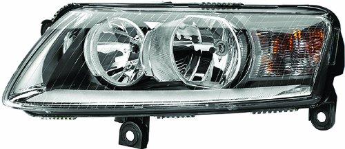 Hella 008880061 Audi A6/A6 Quattro Passenger Side Headlight Assembly