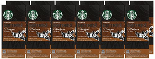 Starbucks Compatible Espresso Guatemala Capsules (Pack of 12, Total 120)