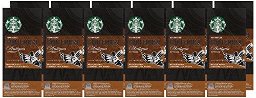 Starbucks Compatible Espresso Guatemala Capsules (Pack of 12, Total 120)
