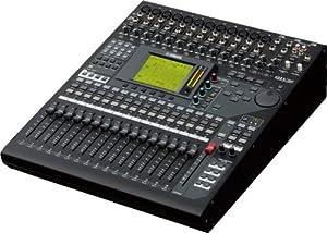 yamaha 01v96i 16 channel mixer black musical instruments. Black Bedroom Furniture Sets. Home Design Ideas
