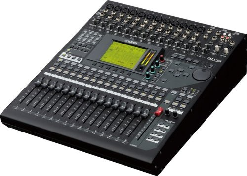 Yamaha 01V96I 16-Channel Mixer, Black