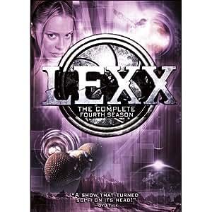 Lexx: The Complete Fourth Season [DVD] [2012] [Region 1] [US Import] [NTSC]