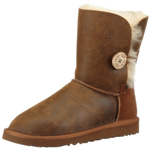 Womens UGG Australia Bailey Button Bomber Boots