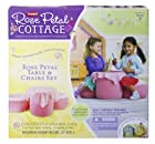 Playskool Dreamtown Rose Petal Table And Chair Dinette