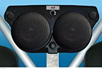 Vertically Driven Product Amplified 4 Speaker Sound Wedge 4035A