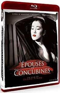 Epouses Et Concubines [Blu-ray]