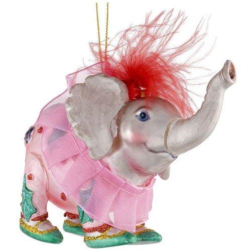 Christbaumschmuck Anhänger Elefant