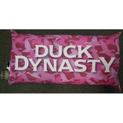 Amazon.com - Duck Dynasty Large Pink Camo Body Pillow ...
