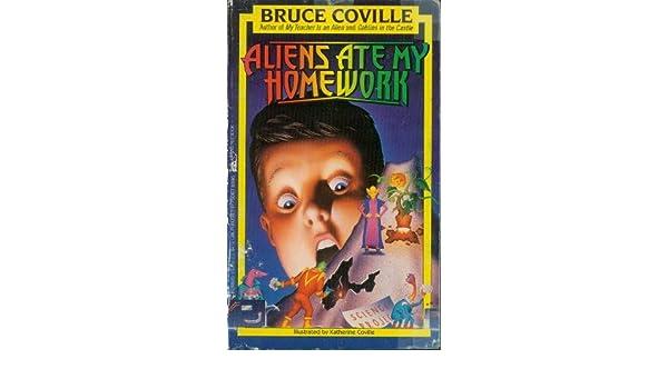 Aliens ate my homework series