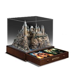Coffret Intégrale Harry Potter 1 à 6 - Edition Prestige limitée Château de Poudlard [blu-ray]