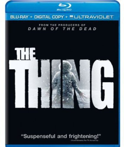 Blu-ray : The Thing (Ultraviolet Digital Copy, Snap Case, Digital Copy)