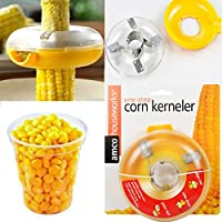 One Step Corn Kerneler with Stainless Steel Blades