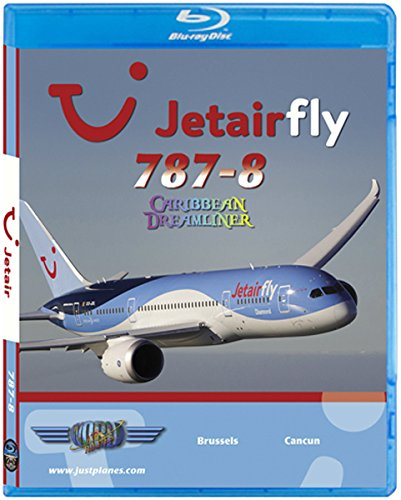 Jetairfly Boeing 787-8 Dreamliner [Blu-ray]