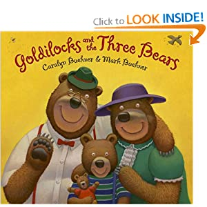Amazon.com: Goldilocks and the Three Bears (Phyllis Fogelman Books ...