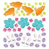 Easter Table confetti sprinkles, 3 designs bumper pack