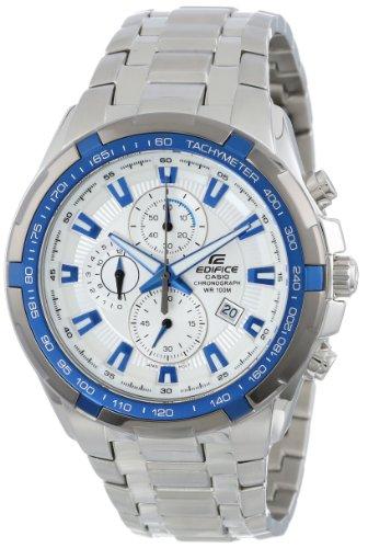 CASION 卡西欧 EF539D-7A2 EDIFICE系列 男款三眼计时手表