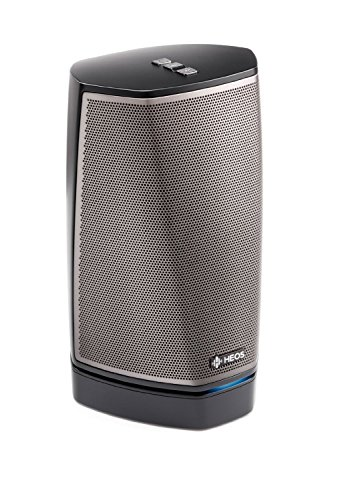 Best Price! Denon HEOS 1 Wireless Speaker with GO Pack (Black) (New Version)