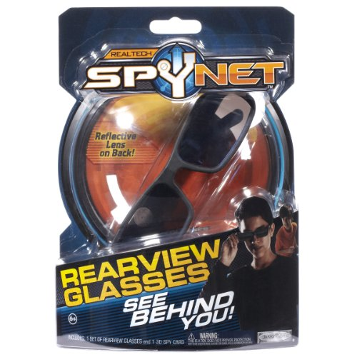 Spy Net: Rear View Glasses