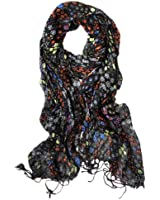 Scarfand's Floral and Paisley Scarf