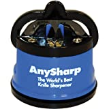 Anysharp Knife Sharpener, Blue