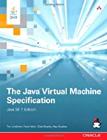 The Java Virtual Machine Specification, Java SE 7 Edition Front Cover