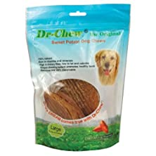 buy Dr. Chew, The Original - Large - 1 Lb (7 - 10 Pieces For Dogs Over 50 Lbs.)